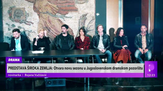 CECA BOJKOVIĆ UOČI PREMIJERE: Igrala sam majku Draganu Bjelogrliću, sada i njegovom sinu Alekseju