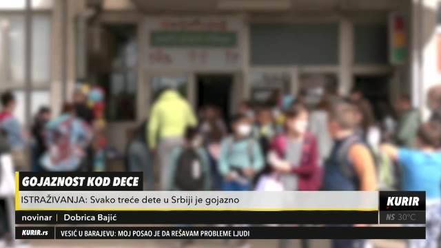 BOLEST MODERNOG DOBA: Svako treće dete u Srbiji je GOJAZNO!