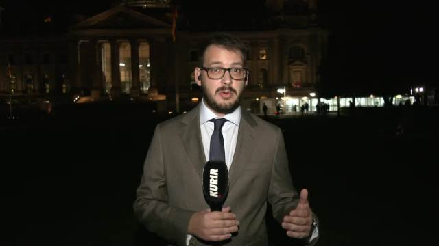VODE SOCIJALDEMOKRATE! Kurir TV u Berlinu