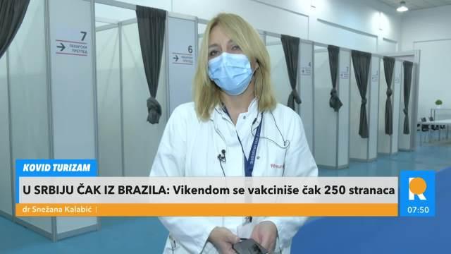U SRBIJI CVETA KOVID TURIZAM: Građani iz SVIH KRAJEVA sveta dolaze kod nas da se VAKCINIŠU! Evo koju vakcinu traže najviše