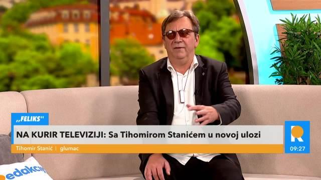 OVO SU ZABLUDE O GLUMCIMA: Tihomir Stanić objasnio sa čime se suočava, i kakva mu je uloga u seriji Felix
