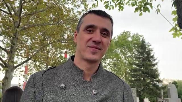 Marko Bulat na pomenu Tome Zdravkovića