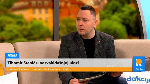 UREDNIK KULTURE O DOMAĆIM SERIJAMA: Marija Karan LOŠA GLUMICA, Tika Stanić MAESTRALAN u Feliksu