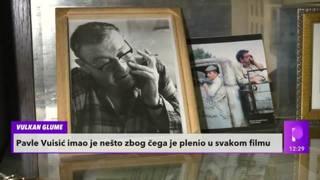 PAVLE VUJISIĆ, VULKAN GLUME I MRGUD VELIKOG SRCA: Ovaj muzej čuva uspomenu na našeg glumca, njegova pisma, ključeve, fotografije