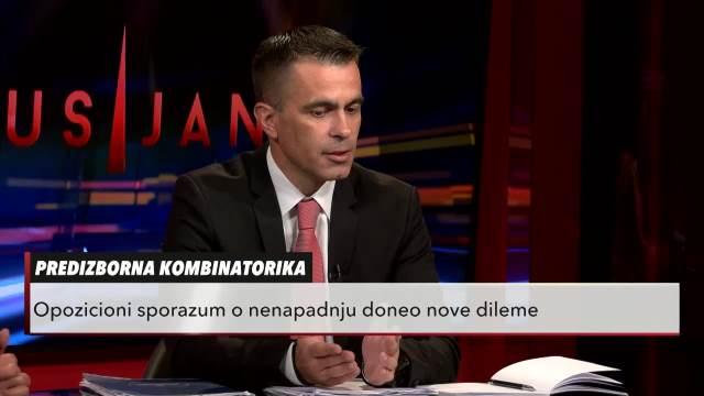 ĐORĐE MILIĆEVIĆ, NARODNI POSLANIK SPS: Jedan deo opozicije se sprema da bojkotuje rad parlamenta