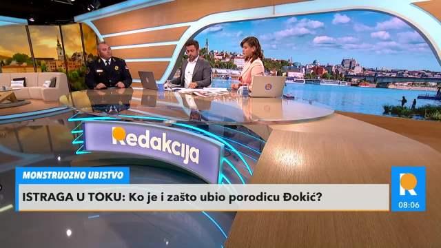 NEMA DOKAZA DA SU ĐOKIĆI UBIJENI ZBOG NOVCA! General Luković: Čekaju se nalazi obdukcije, TELEFONI NISU NAĐENI