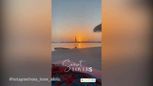 URAGANKA IVANA POKAZALA ČARI DUBAIJA: Pevačica se razgolitila u toplim krajevima i opčinila sve! Oko nje RASKOŠ (VIDEO)