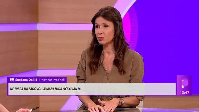ŽENA MORA DA UZME STVAR U SVOJE RUKE JER JOJ VREME PROLAZI! Snežana Dakić iznenadila savetom: Otvoreno tražite priliku za BRAK