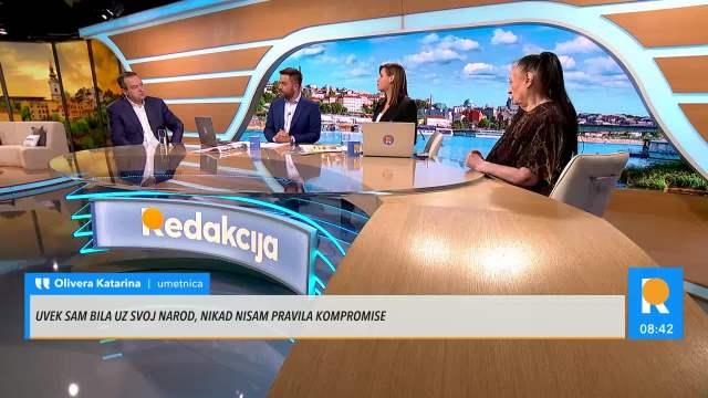 SEVERINI DA SE ZABRANI ULAZ U SRBIJU: Olivera Katarina besna na CAJKU- Srpkinje se nisu tako PRIMITIVNO PONAŠALE!