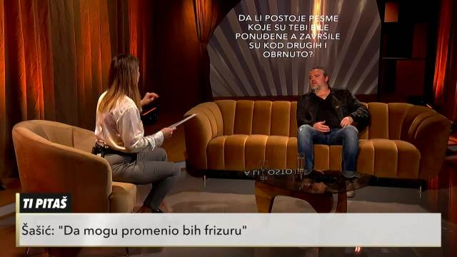 ŠAŠIĆEVA PESMA GORI MORE BILA NAMENJENA OVOJ PEVAČICI: Marina Tucaković tekst prilagodila tada NAJVEĆOJ ZVEZDI