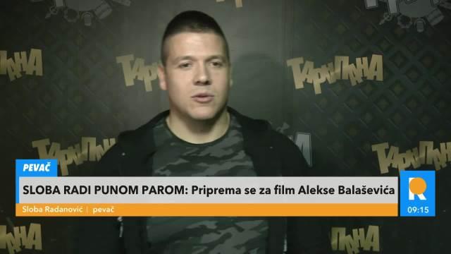ČUVENI FOLKER ODE U GLUMCE Radanović jedva čeka da zaigra u novom filmu sina Đoleta Balaševića: Scenario spreman biće GLAVNA ULOGA