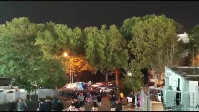 ORLOVI IMAJU GLASNU PODRŠKU: Pogledajte atmosferu na Marakani uoči utakmice na Marakani!