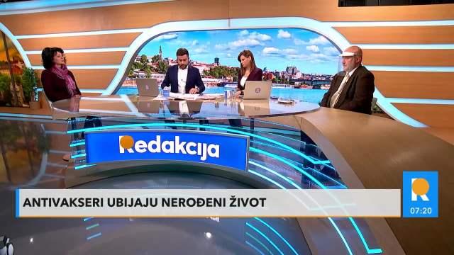 OVO JE PRAVO VREME DA SE PORODILJA VAKCINIŠE! Dr Bjelović objasnio kada vakcina NEĆE IMATI POSLEDICE NA PLOD