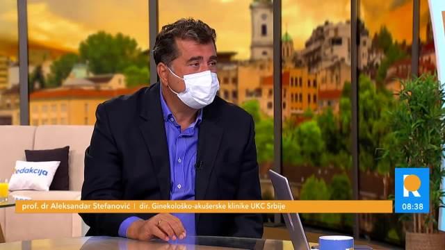 TRUDNICE NA UDARU KORONE! Stav ginekologa Stefanovića jasan: Fajzer potpuno bezbedan, evo kada je IDEALAN PERIOD ZA VAKCINACIJU