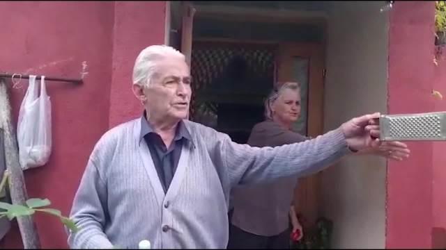 Stric i strina Srećka Sofronijevića