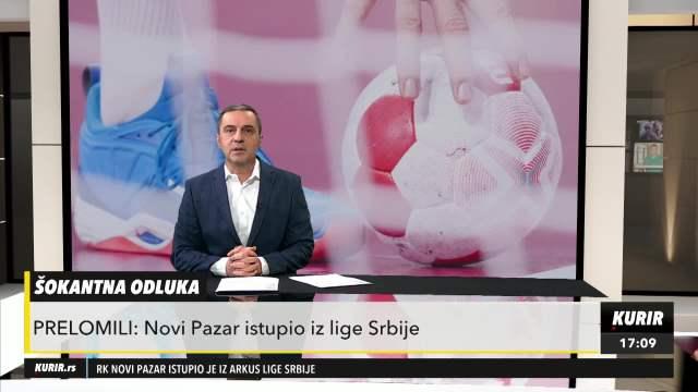 ŠOKANTNA ODLUKA PAZARACA: Novi Pazar ISTUPIO iz lige Srbije!