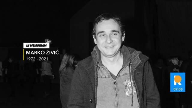 PREMINUO MARKO ŽIVIĆ: Glumac izgubio borbu sa koronom, umro u 49. godini KOLEGE SE OPROSTILE