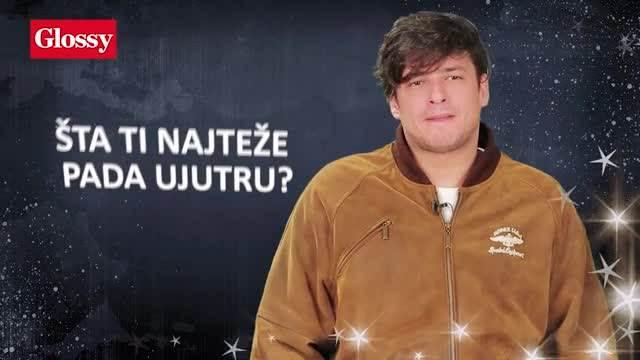 Glossy lično Andrija Kuzmanović: Slomljeno srce lečim viskijem