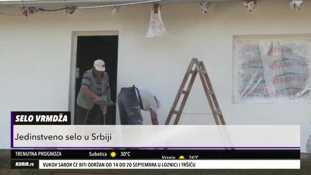 JEDINSTVENO SELO U SRBIJI: Vrmdža, mali raj koji konstantno privlači nove stanovnike (KURIR TV)