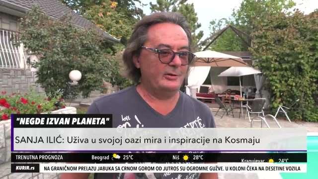 ZAVIRITE U PRAVI MALI RAJ SANJE ILIĆA: Kompozitorov pradeda Aleksa Žujović kupio zemlju na Kosmaju (KURIR TV)