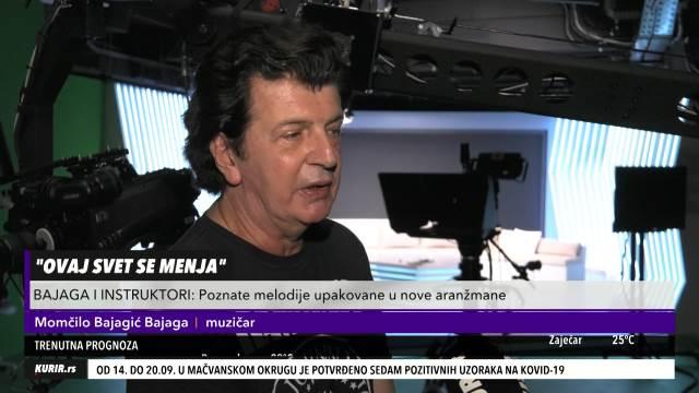 BAJAGA PROGOVORIO O MILOŠU BIKOVIĆU! Posle uspešnog dueta otkrio istinu o njemu (KURIR TV)