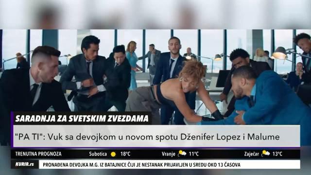 SRBIN KOJI JE ODUŠEVIO DŽENIFER LOPEZ! Pojavio se u njenom spotu, a JEDNA STVAR ŠOKIRALA je sve! (KURIR TELEVIZIJA)