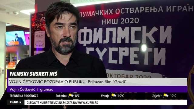MOLILI SU ME DA NE PRIČAM! Vojin Ćetković stao pred kamere i OTKRIO šta trenutno RADI! (KURIR TELEVIZIJA)