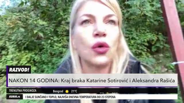 FUNKCIONIŠEMO BOLJE NEGO IKAD! Katarina Sotirović PROGOVORILA o odnosu sa BIVŠIM mužem, pa ŠOKIRALA sve izjavom (KURIR TELEVIZIJA)