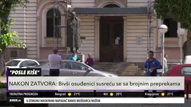 DRUGA ŠANSA ZA SVE ONE KOJI JE ŽELE: Bivši zatvorenici iz Kragujevca čine NAJHUMANIJU stvar za decu! (KURIR TELEVIZIJA)
