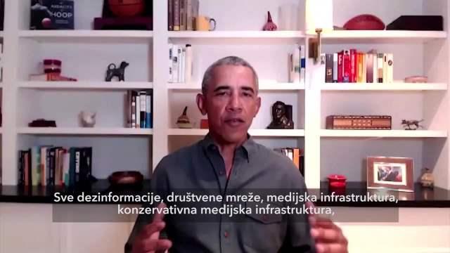 OBAMA EKSKLUZIVNO ZA ROJTERS: Tramp je desetkovao američku spoljnu politiku, a kad izbije kriza ne zovu Moskvu i Peking