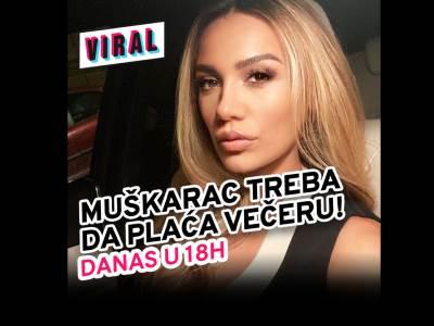 Lili Mitrović: Muškarac mora da bude u stanju da izdržava porodicu!