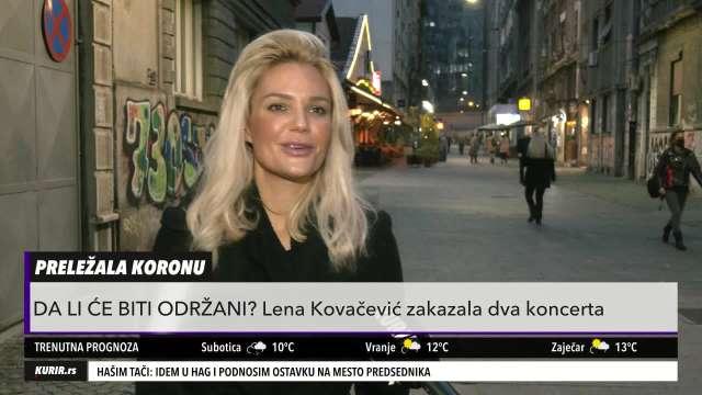 MENJA PROFESIJU? Lena Kovačević ODE u GLUMICE? Oglasila se i PRIZNALA: Ovo je PRAVA ULOGA (KURIR TELEVIZIJA)