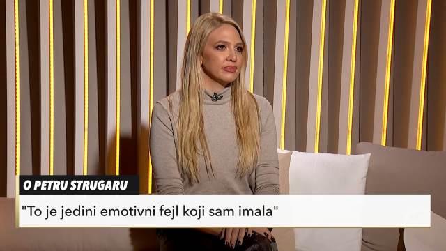 ŠTA BI ON DRUGO MOGAO?! Milica Todorović se obratila bivšem dečku Petru Strugaru i to u emisiji (KURIR TELEVIZIJA)