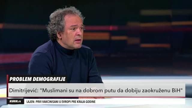 MI SMO KAO INTELEKTUALCI, IMAMO PROBLEM KOSOVA, A NIKO NE ZNA ALBANSKI! Marković brutalan u Usijanju dana (KURIR TELEVIZIJA)