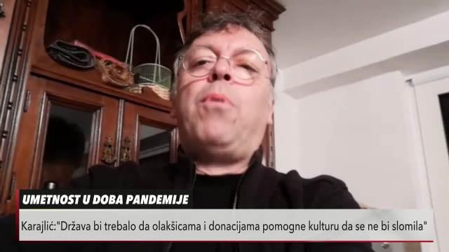 KULTURA JE KLJUČ JEDNOG NARODA! Nele Karajlić: Narod se ne prepoznaje po BDP, nego po pesmama (KURIR TELEVIZIJA)