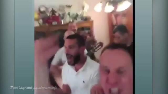 EVO KAKO JE STVARNO BILO PRED JELISAVETINO I TEOVO VENČANJE! Glumica pokazala do sad neviđeni snimak slavlja! (VIDEO)