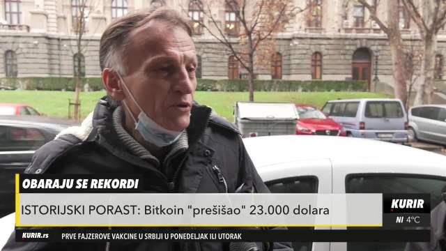 (ANKETA) Pitali smo Beograđane šta su BITKOINI: Evo kakve smo odgovore dobili (KURIR TELEVIZIJA)