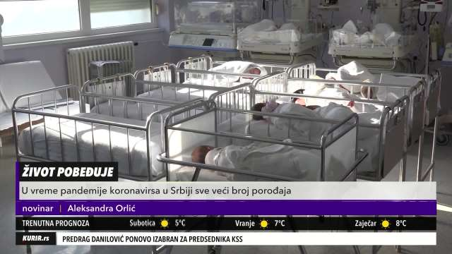 TRUDNOĆA U DOBA KORONE: Ginekolog objasnio kako virus UTIČE na trudnice (KURIR TELEVIZIJA)