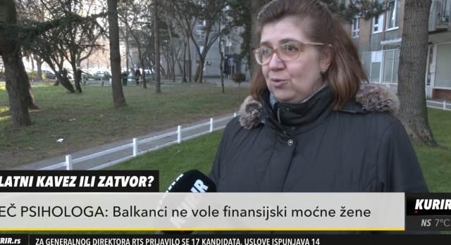 RUČAK U RERNI, VEŠ U MAŠINI, DECA OKO VRATA! Balkanci NE VOLE kad žena zarađuje više od njih! (KURIR TELEVIZIJA)