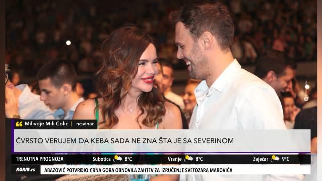 DA LI JE IGOR I DALJE JEDINI? Ovaj detalj na Severininom Instagramu otkrio ISTINU o njihovom braku? (KURIR TELEVIZIJA)