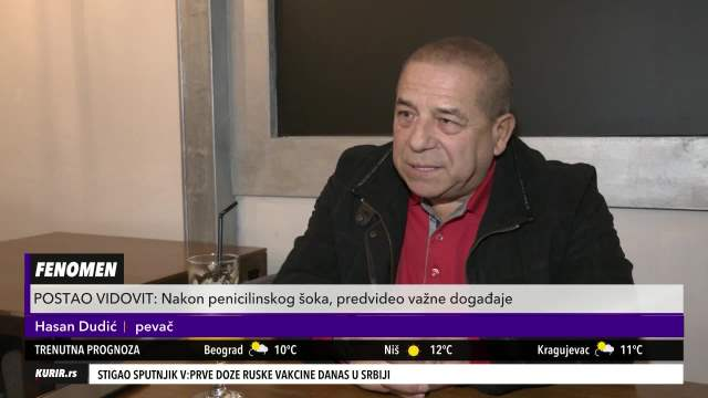 HASAN DUDIĆ VIDOVIT! Predvideo Titovu smrt i zemljotres u Crnoj Gori (KURIR TELEVIZIJA)