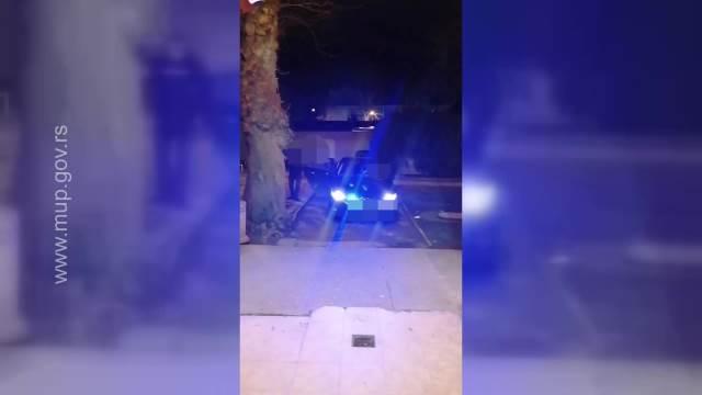 POGLEDAJTE MUNJEVITU AKCIJU HAPŠENJA OSUMNJIČENOG ZA UBISTVO BAKA RADINKE: Evo šta je sve rekao u policiji (VIDEO)