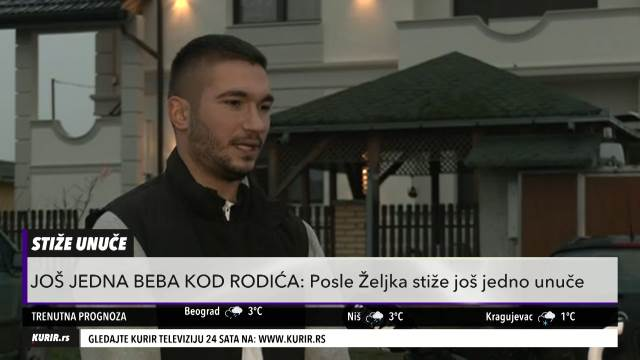 EKSKLUZIVNO ZA KURIR TELEVIZIJU: Mirko Šijan PRVI PUT o Bojaninoj TRUDNOĆI! Budući tata progovorio o NAJLEPŠOJ ulozi!