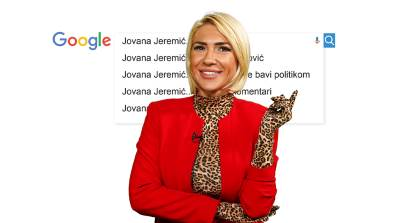 Jovana Jeremić: Moj muž je moj SEKSUALNI UČITELJ!