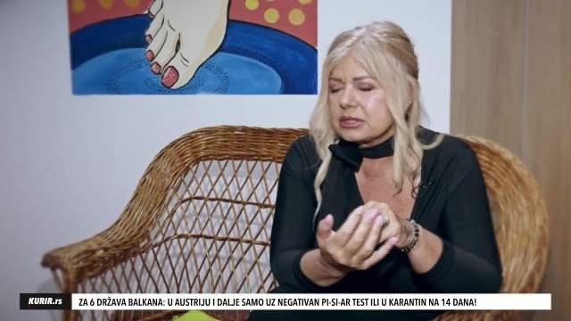 NEVEROVATNO! Zorana Pavić za četiri meseca smršala 20 kilograma, evo i kako (KURIR TV)